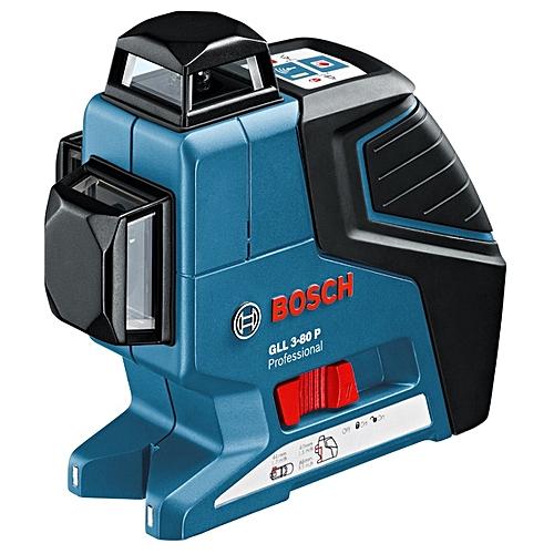 d3103ee0ea6ad6 Buy Bosch GLL 3-80 P Line Laser - Blue   Black   Best Price   Jumia ...