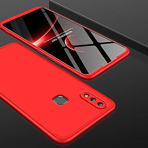 new product 9a4c9 a1ae6 360 Degree Full Protection Case For VIVO Y83 Pro cases Hard PC Plastic 3 In  1 Back Cover for VIVO Y83 Pro Capa Coque Fundas