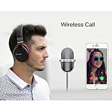 ZEALOT B5 Wireless Headset Hands-free Calls (Black) BDZ Mall