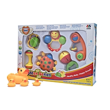 Enlighten Series baby playing and learning toy set