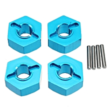 WLtoys K949 Upgrade Hexagon Set RC Car Spare Parts-Blue