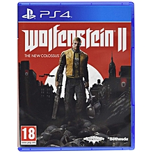 PS4 Game Wolfenstien 2 The New Colossus