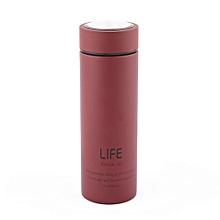 Vacuum Flask - 500ml - Maroon+ FREE Infuser inside