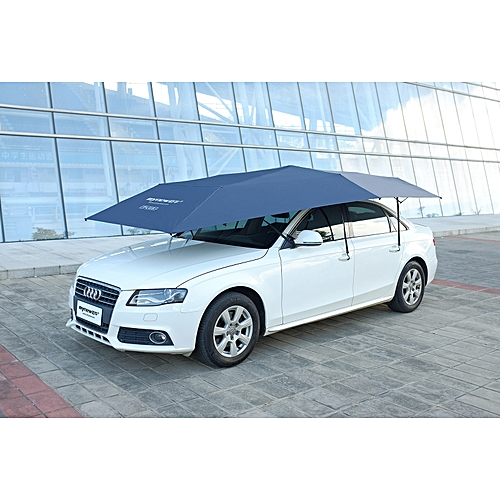 Oem Carport Automatic Car Tent Sun Shade Canopy Cover Foldaway