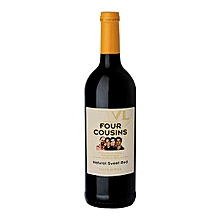 Natural Sweet Red Wine - 750ml