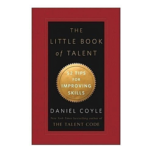 the little book of talent english edition