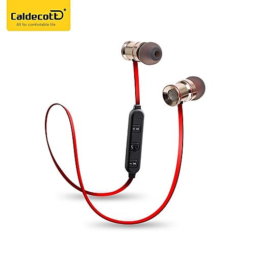 f7e099398ce Magnetic Wireless Earbuds Bluetooth Headphones Sport In-Ear Sweatproof  Earphones with Mic (Super sound