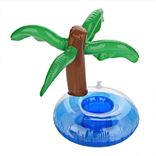 Fruit-shaped Inflatable Floating Drink Cup Holder For Pool Beach Party Water Fun