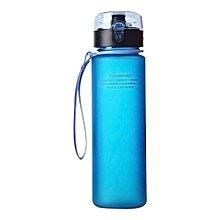 560ML Sports Water Bottle With Leak Proof Flip Top Lid  Must Have For The Gym, Yoga, Running, Outdoors, Cycling, And Camping