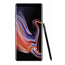 Galaxy Note9 6.4-Inch (8GB RAM, 512GB ROM) Android 8.1 Nougat, (12MP + 12MP) Dual SIM LTE Smartphone - Midnight black