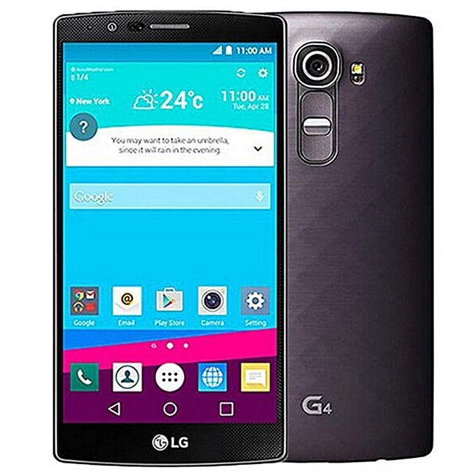 58c5516c8 LG G4 5.5   3GB + 32GB Android 5.1 Smartphone - Gold   Best Price ...
