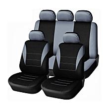 9pcs/Set Universal Car Seat Covers Washable Protector Full