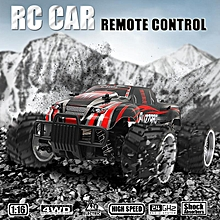 1/16 4WD 2.4GHz High Speed Radio Remote Control RC Racing Buggy Car Off Road RTR Red