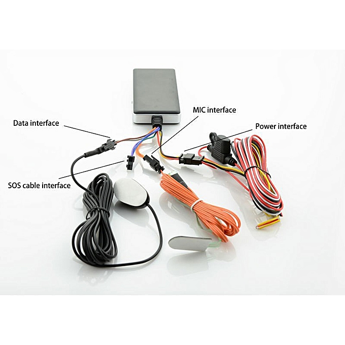 GT06N Mutli-Functioning GPS Tracker Motorcycle/bike/car gps tracking chip  with anti-alarm system