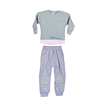 Boys' Toddler Longsleeve shirt and pants