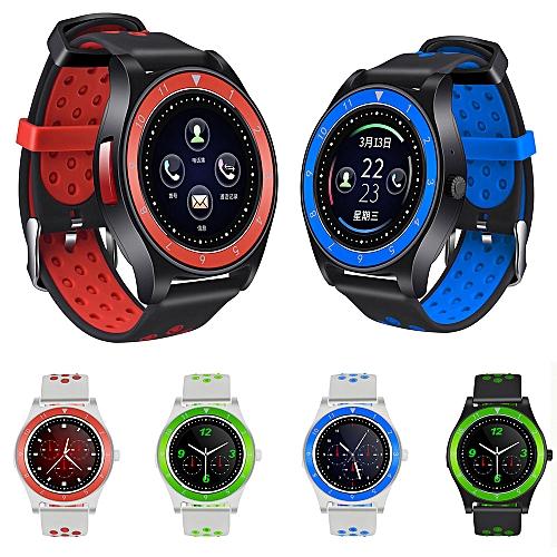R10 Smart Watch Phone 1 22 Inch HD Screen Camera Music Watch Support to 32G  TF Card Bluetooth Watch