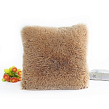 """Seat comforter pillow covers 16"""" x 16"""" set of 6"""