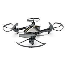 DIAMAN 720P WIFI FPV Foldable RC Quadcopter with Altitude Hold Mode RTF - Black