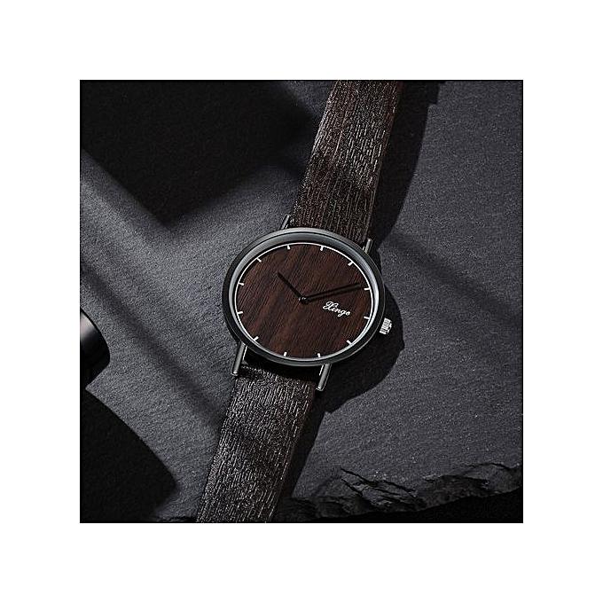 27f422174358 Generic Men Casual Simple Quartz Analog Watch Band Wrist Watches ...