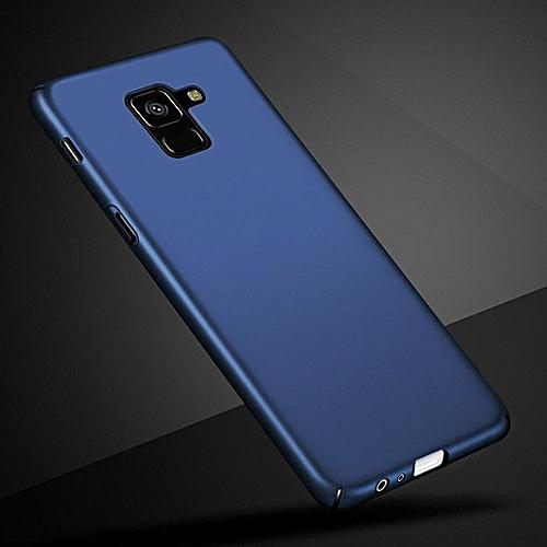 sports shoes 1c83f 2a82f For Samsung Galaxy J6 2018 Luxury Hard PC Case For Samsung Galaxy J6 2018  Phone Back Cover (Blue)