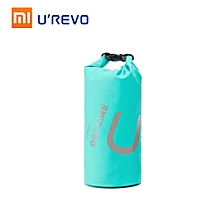UREVO Outdoor 10L Waterproof Bag Chest Pack Best Dry Bags Portable Pouch for Travel Adventures for Swimming Camping Rafting Storage Bag