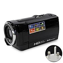 Video Camera 720P Portable HD Resolution Video Digital LCD Screen 16x Digital Zoom Multifunctional #3 LOOKFAR