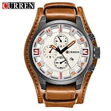 Brown Chronograph Men's Watch