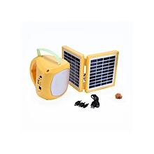 BX-H09-5 (BX-Z09) - Solar Lantern -Yellow