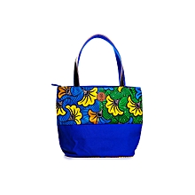 Multicolored, Ankara,Kitenge, Women's Casual Canvas Tote Bags ,Shoulder Handbag and Travel Bag