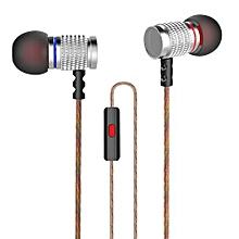 KZ EDR2 Mega Bass In-Ear HiFi Earphones With Microphone