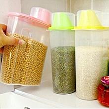 Kitchen Organizer Storage Grain/Cereals Container
