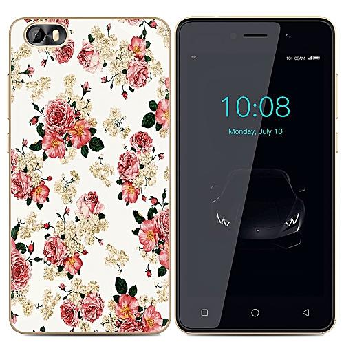 promo code 1052e 1d701 Grace TECNO F3 Phone Case Soft TPU Silicone Clear fashion Back Cover