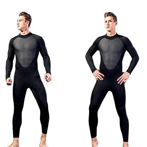 Generic  Flash Deal MEN WetSuit 3MM Full Body suit Super stretch Diving  Suit Swim Surf Snorkeling 25c091dc9