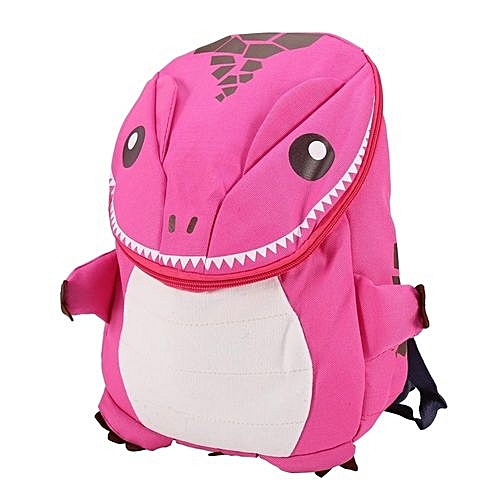 224d191f7714 UNIVERSAL 3D Dinosaur Backpack For Boys Children Backpacks Kids  Kindergarten Small SchoolBag Pink