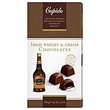 Irish Whisky and Cream Chocolates - 150g