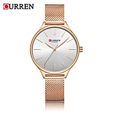 9024 Women Watch New Quartz Top Brand Luxury Fashion Wristwatches Ladies Gift