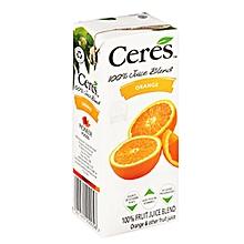 Juice Orange 100% - 200ml