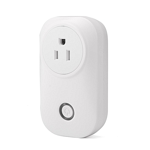 Wireless WiFi Smart Power Socket Remote Control Outlet Switch # US