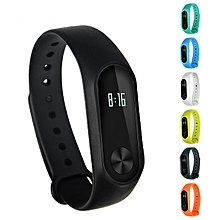 Bakeey™ Replacement Silicone Wrist Strap WristBand Bracelet for XIAOMI Miband 2