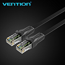 2M Vention Cat6 Ethernet Cable RJ45 Cat 6 Flat Network Lan Cable rj45 Patch Cord for PC Router Laptop Cable Ethernet ULINE