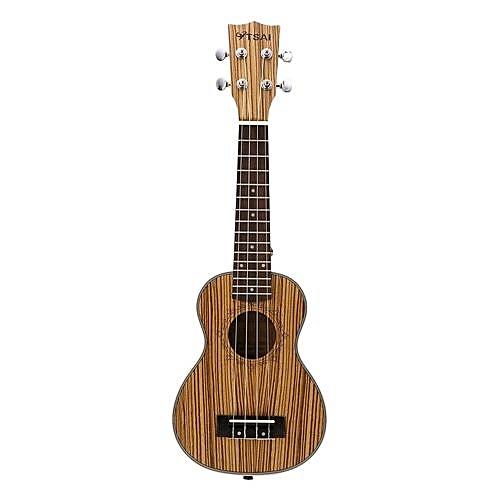 buy generic gb zebra ukulele mini guitar uke 4 strings rosewood