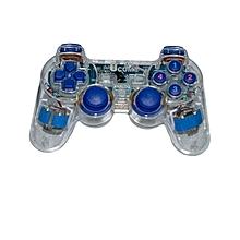 PC USB Dualshock JoyPad - Blue