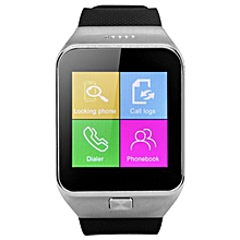 "S28 - 1.54"" - Smart Watch Phone - Silver"