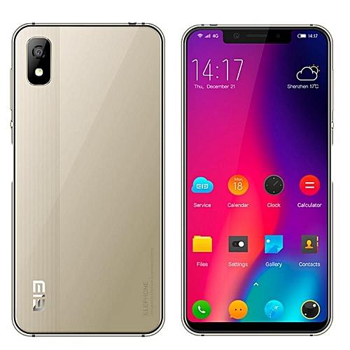 Elephone A4 5.85 Inch 19:9 Side Fingerprint Android 8.1 3GB 16GB MT6739 Quad Core 4G Smartphone EU