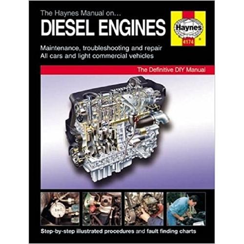 buy educate yourself ltd haynes manual on diesel engines best rh jumia co ke Haynes Manual Monte Carlo Back Clymer Manuals