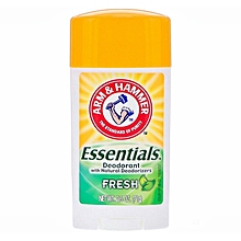 Essentials Deodorant with Natural Deodorizers - 71g