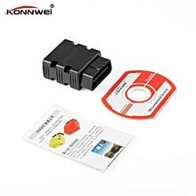 KW902 ELM327 Bluetooth OBD2 Car Diagnostic Scanner Code Reader Tool LBQ