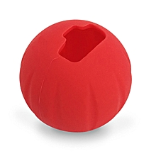 CO Silicone Protective Case for Poke Ball Plus Controller Portable Pokeball-red
