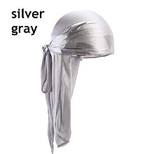 Silk Long Tail Scarf Cap Men amp  39 s Satin Durags Bandanna Turban Wigs 6733c6d22729