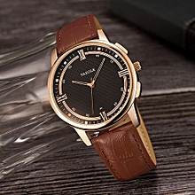 Wrist Watch Business Men Watches Luxury Quartz Watch Male